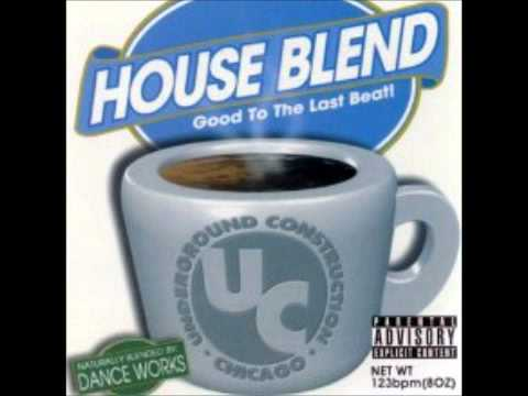 House Blend Vol1 whole cd