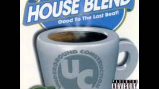 House Blend Vol1 whole cd