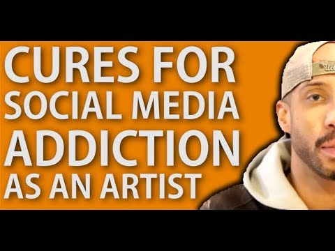 Instant CURES For SOCIAL MEDIA ADDICTION So You Can BE CREATIVE [PART 1]