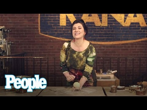 Chef Antonella Rana: Pecan Pie Ravioli Recipe  | People