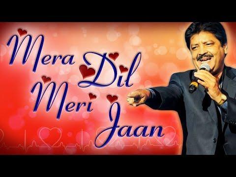 Udit Narayan 90's Romantic Love Song   Mera Dil Meri Jaan   Gair (1999)  Ajay Devgan, Raveena Tandon