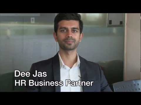 Dee Jas, HR Business Partner, BBC