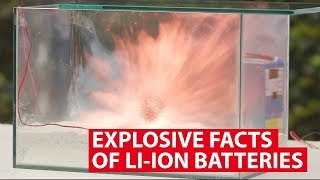 The Explosive Facts Behind Li-Ion Batteries | Talking Point | CNA Insider