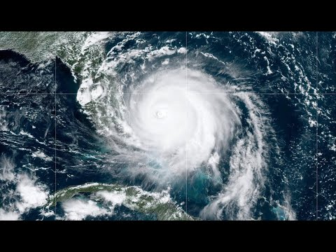 Hurricane Dorian starts to move away from Bahamas