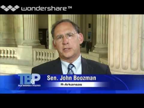 Sen. John Boozman 9.18.16