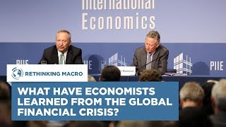 What Have Economists Learned from the Global Financial Crisis?