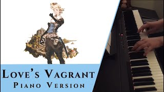 Repeat youtube video Love's Vagrant (Ringabel's Theme) - Bravely Default[Piano]