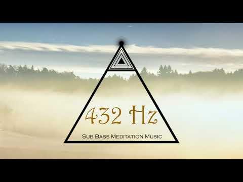 Nikola Tesla 369 Code Healing Music with 432 Hz Tuning and Sub Bass Pulsation
