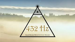 Nikola Tesla 369 Code Healing Music with 432 Hz Tuning and Sub Bass Pulsation