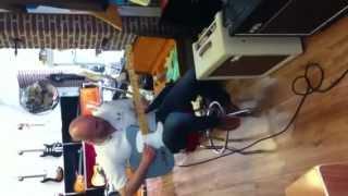 fender esquire custom shop masterbuilt vox ac30