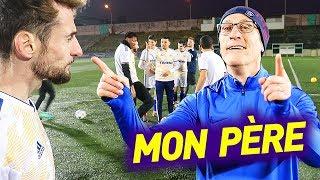 MON PÈRE EST MEILLEUR QUE MON ÉQUIPE ??? (VINSKY FC)
