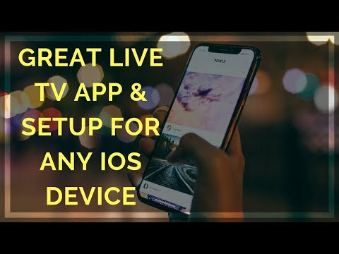 Watch Live TV On Any IOS Device With This App | Updated June 2019