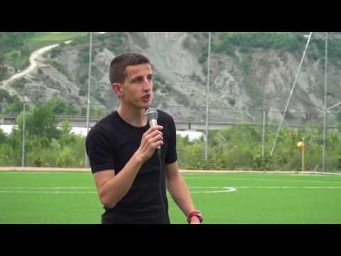 Usa College Sport Selezioni Tirana 11.06.2017 - Primo Tempo