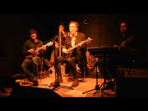 "Upper York Mandolin Trio ""Rang A Lang"" @ The Burdock - video Richard Sugarman"