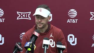 OU Football: Sooners fall to Wildcats in Manhattan, 48-41