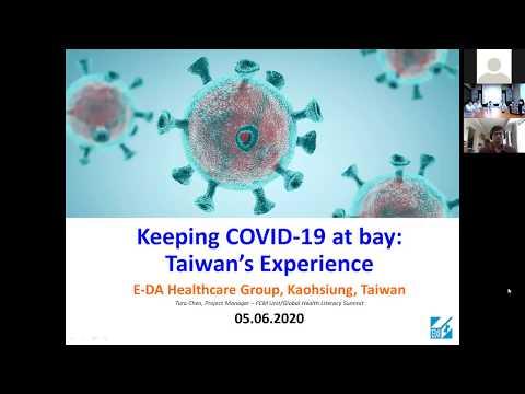 将COVID-19阻绝於外:台湾经验
