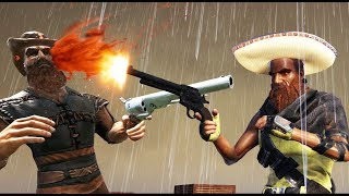 DUELOS A MUERTE!! - #10 ARK, MONGOLOS ARMADOS - Nexxuz