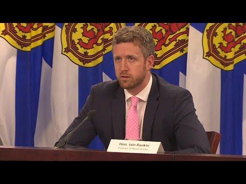 Nova Scotia announces provincewide shutdown, premier warns that the 'variants are winning'