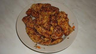 Домашний рецепт куриных наггетсов