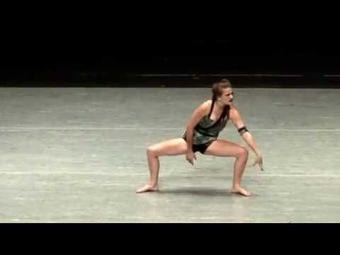 Meet Me On The Battlefield- Ashley's Solo Choreographed by Erika Slack