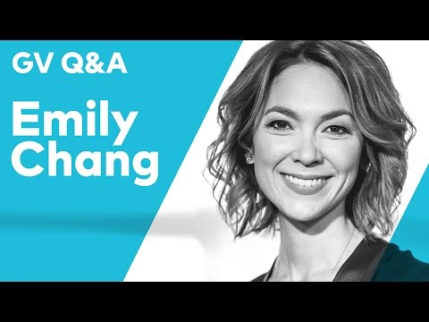 Turning the Tables on Bloomberg's Emily Chang