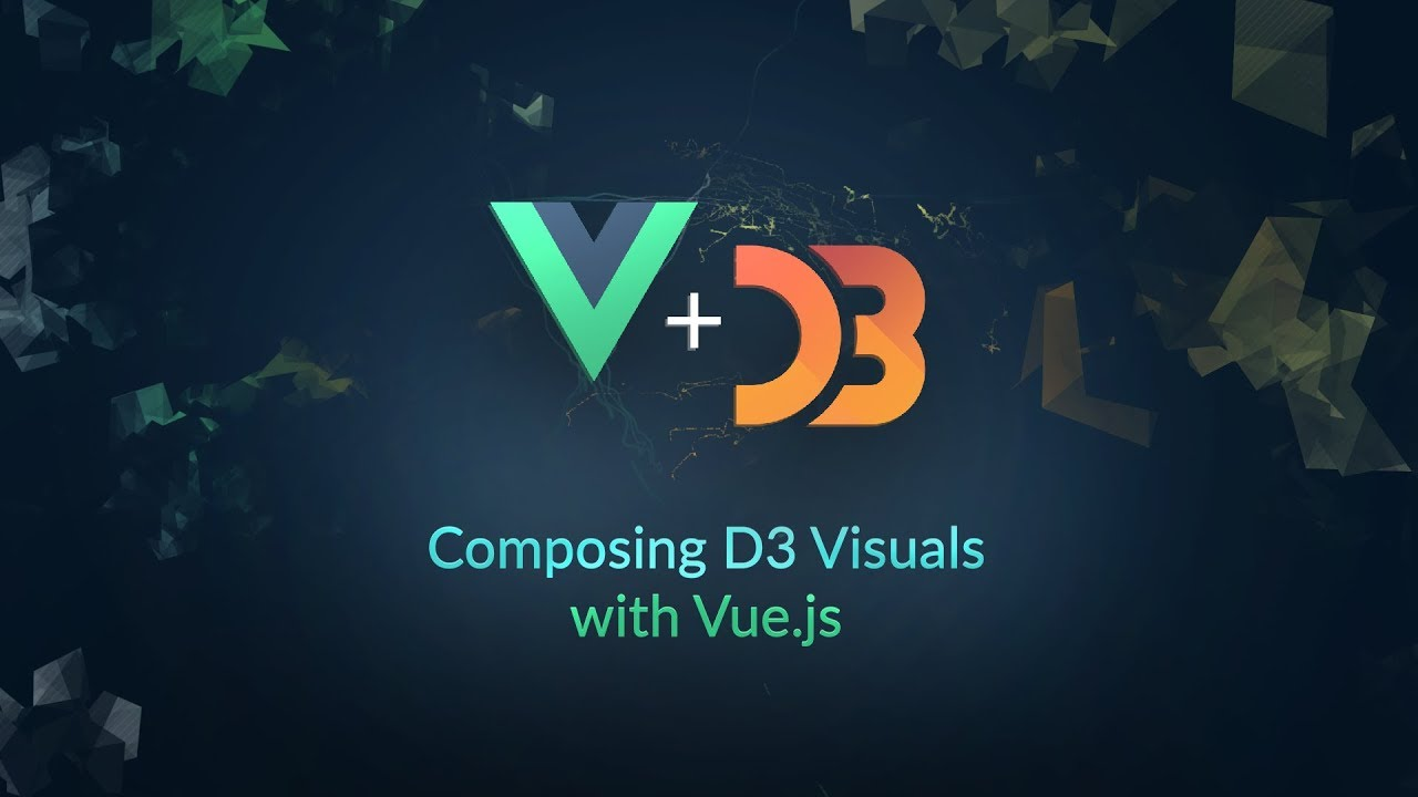 Composing D3 js Visuals with Vue js Workshop