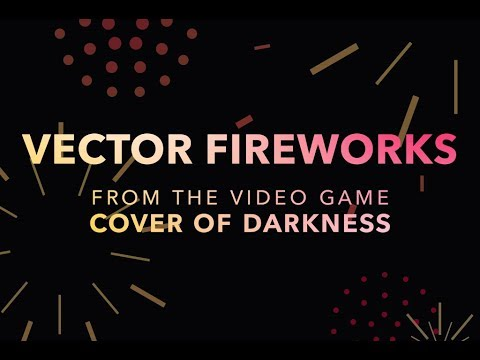 vector fireworks after effects tutorial from the video game cover rh youtube com Fireworks No Background Fireworks Transparent Background