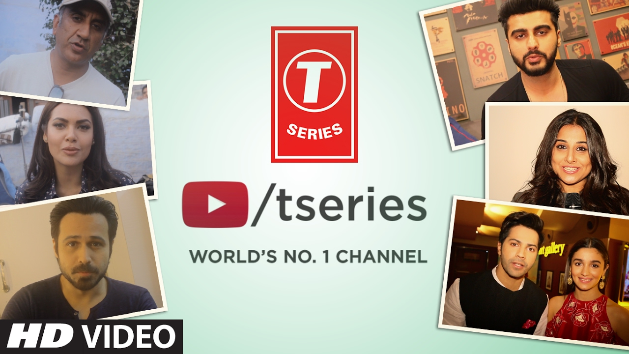 5e7462a97 Bollywood Supports T-Series Music | The World Most Viewed Channel On YouTube  - YouTube