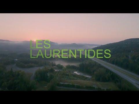 Les Laurentides, facile à vivre!