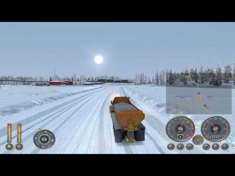18 Wheels of Steel Extreme Trucker 2: Tuktoyaktuk Chapter 1  