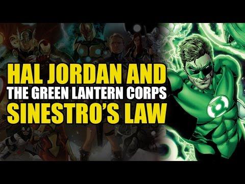 DC Rebirth: Hal Jordan vs Sinestro (Hal Jordan & The Green Lantern Corps Rebirth: Sinestro's Law)