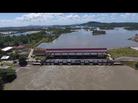 Banjir Besar Di Kecamatan Gantung - Kabupaten Belitung Timur