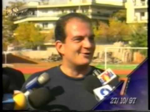 (1997) Πρόσωπα / Κ. Καραμανλής και Ποδόσφαιρο