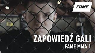 FAME MMA: YouTuberzy & Gwiazdy TV zawalczą w klatce!