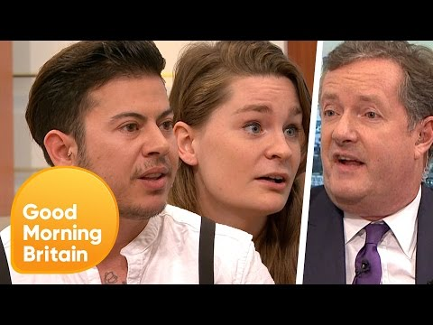 Thumbnail: Non-Binary People Confront Piers Over Gender-Neutral Controversy | Good Morning Britain