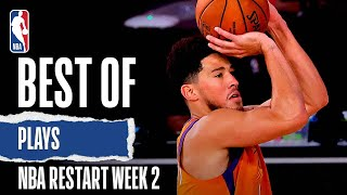 Best Of PLAYS Week 2 | NBA Restart