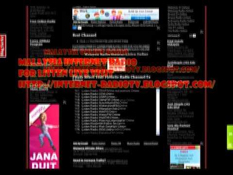 Radio Malaysia Online - http://setcast.blogspot.com/2012/03/malaysia-radio-online-listen-live.html