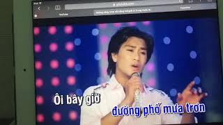 Đoạn buồn cho tôi Karaoke
