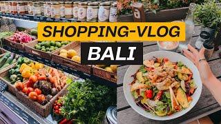Обживаемся в новом доме Продуктово бытовой шоппинг влог на Бали