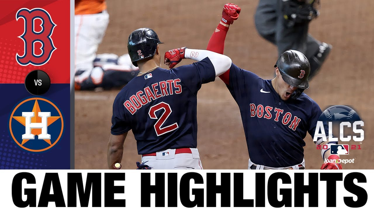 ALCS: Red Sox Take 2-1 Lead Over Astros With Schwarber Grand ...