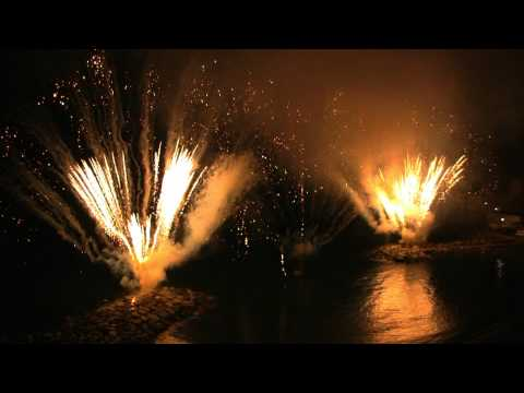 Fuochi d'artificio con musica - fireworks and music - Aerosmith from YouTube · Duration:  2 minutes 25 seconds