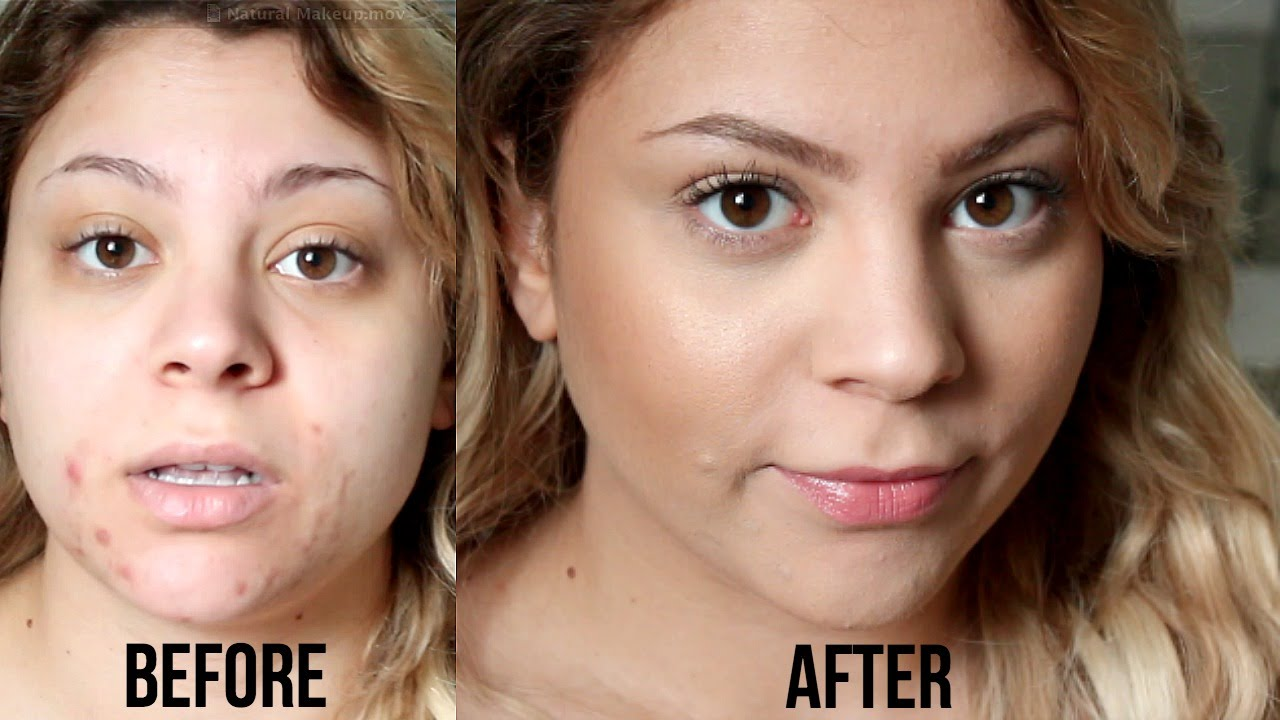 Best Makeup For Natural Coverage
