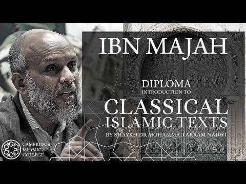 Sunan Ibn Majah - Muhammad Ibn Yazid Ibn Majah [209-273 AH]
