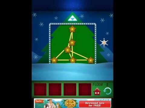 100 Floors Walkthrough Level 2 (Seasons Tower Christmas ) (iPhone ...