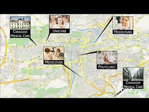 Living in Prague: Medical Clinics