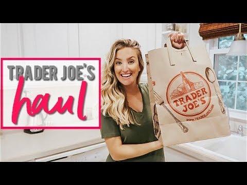 TRADER JOE'S HAUL | Healthy + Indulgent Favorites from TJ's | Becca Bristow