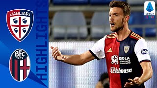 Daniele rugani's header helps cagliari beat bologna 1-0 to move out of the relegation zone!   serie a timthis is official channel for a, provid...