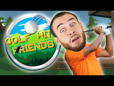 PRESTON PLAYS GOLF FOR THE FIRST TIME! | Golf with Friends