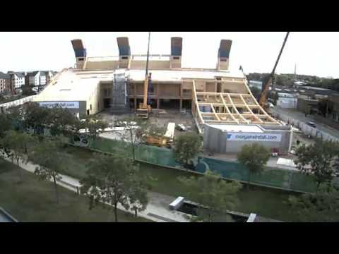 Time lapse: GlaxoSmithKline Carbon Neutral Laboratory for Sustainable Chemistry