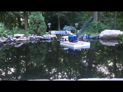 New Crane Barge
